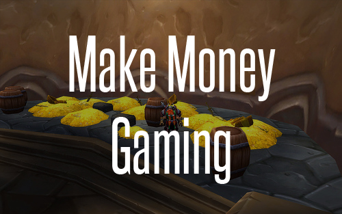 making money with mmorpg
